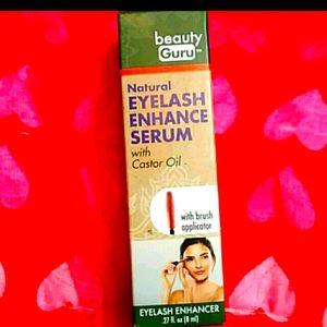 Eyelash enhance serum